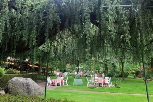 14 - Hotel-Restaurant Talmühle Garten