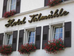 1 - Hotel-Restaurant Talmühle in Sasbachwalden - Mai 2019