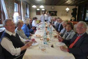 8 - Restaurant Talmühle am Abend 18.5.19