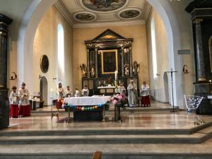 9 - Kirche ULF Achern 19.5.19 - Pfr. Baumann