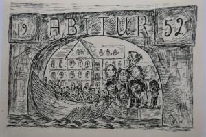 Zeichnung Waldemar Hirt